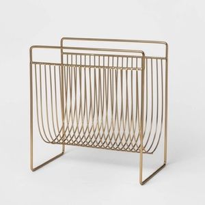 Wire Magazine Holder Gold Project 62